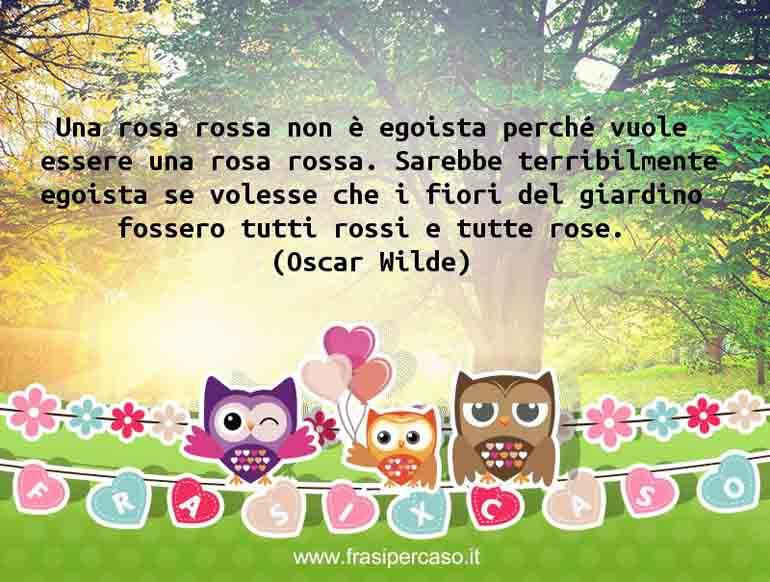 Una citazione di Oscar Wilde by FrasiPerCaso.it
