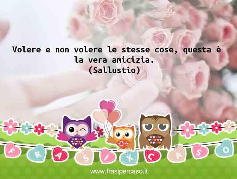 Una citazione di Sallustio by FrasiPerCaso.it