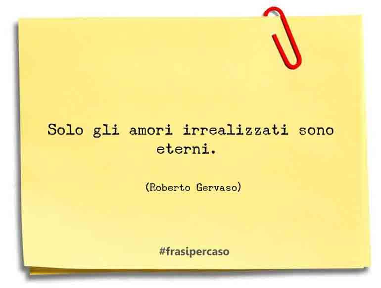 Una citazione di Roberto Gervaso by FrasiPerCaso.it