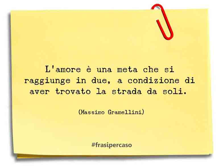 Frasi Matrimonio Gramellini.Massimo Gramellini
